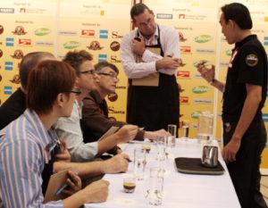 Cuộc thi barista, pha chế đầu tiên tại Việt Nam (10)