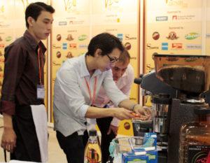 Cuộc thi barista, pha chế đầu tiên tại Việt Nam (12)