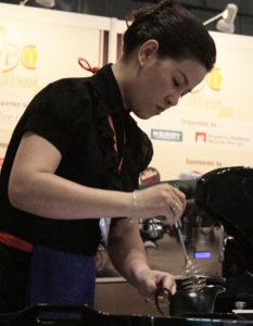 Cuộc thi barista, pha chế đầu tiên tại Việt Nam (2)