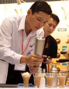 Cuộc thi barista, pha chế đầu tiên tại Việt Nam (5)