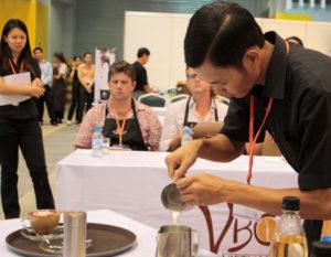 Cuộc thi barista, pha chế đầu tiên tại Việt Nam (6)