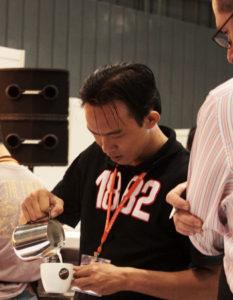 Cuộc thi barista, pha chế đầu tiên tại Việt Nam (9)